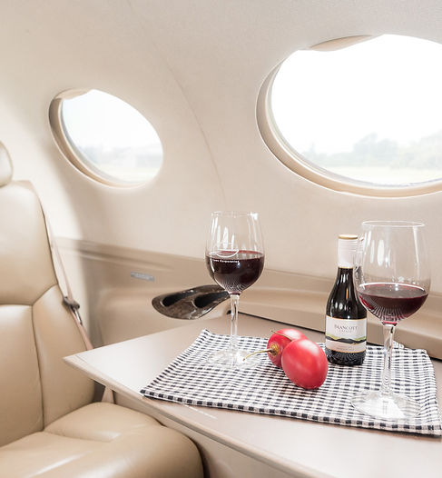 Air-Napier-jet-charters-mustang-private-