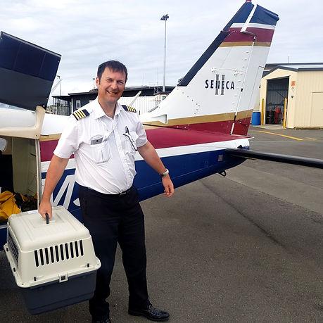 pet air freight