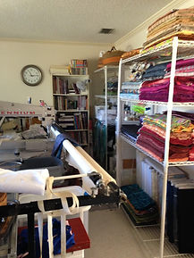 Sally Terry Machine Quilting Studio