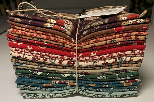 4 1/2 Yds. Windham Glouchester Point Civil War Reproduction Fabric Collection