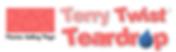 Terry Twist Teardrop Pattern by Sally Te