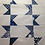 Thumbnail: Blue and White Indigo Batik 10 Fat Quarter Bundle