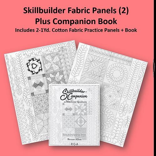Skillbuilder Fabric Panels Step-by-Step Instruction Book