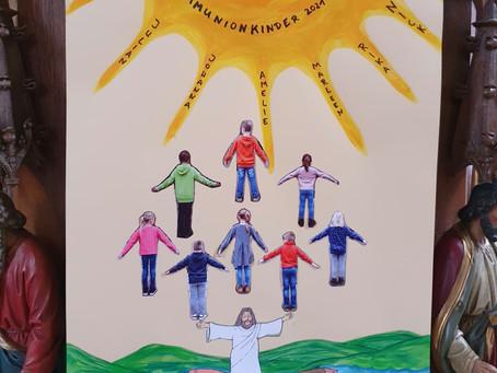 1.Heilige Kommunion - Vertraue mir ich bin da!