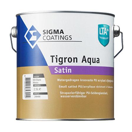Tigron Aqua Satin