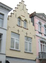 Gevel Zuidzandstraat Brugge