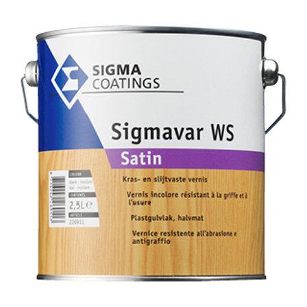 Vernis Sigmavar WS Satin