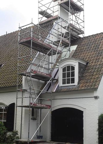gevelschilder Sint-Kruis Brugge