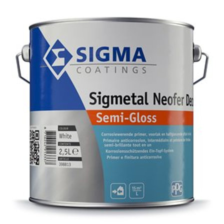Sigmetal Neofer Decor Semi-Gloss (anti roestverf)