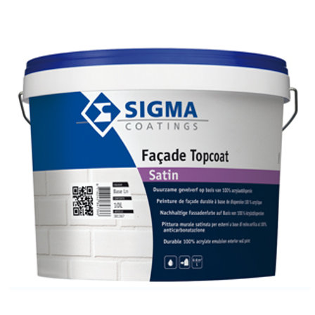 Facade Topcoat Satin