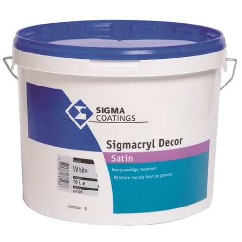 Sigmacryl Decor Satin