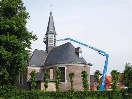 Kerk Wetteren Ten Ede