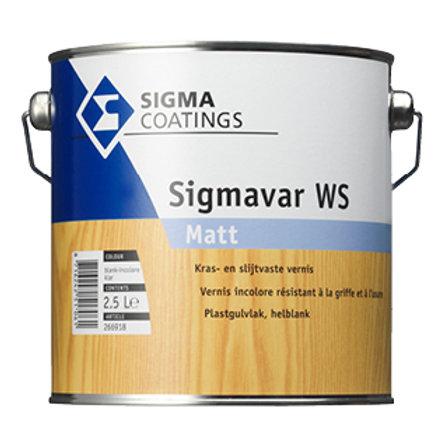 Vernis Sigmavar WS Matt