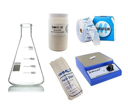 Agar Petri Dish Kit
