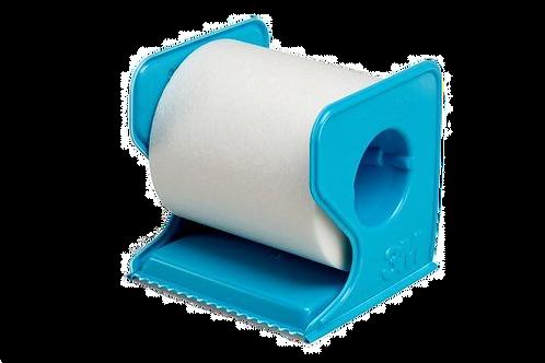 Micro pore tape roll blue dispenser
