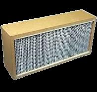 4x2x5 7/8 HEPA filter