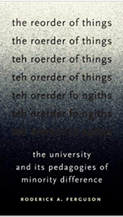 The Reorder of Things