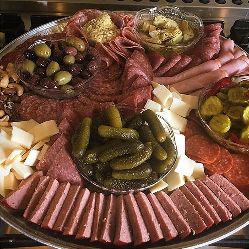 This Weekend's Charcuterie! 🐷 #partyfoo