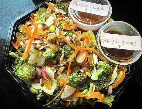 Meet Lentil Crunch; a new salad now bein