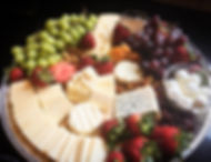 Cheese & Fruit #partyfood #thymebundle #