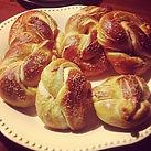Homemade pretzel love _5cafegirl