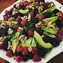 #mixedberrysalad