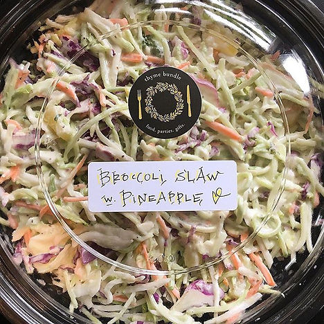 Every summer salad needs a slaw topper🙌