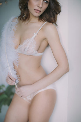 Charlotte Bra - Ivory