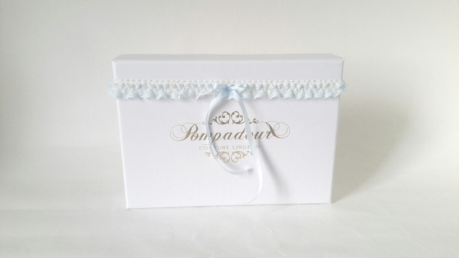 New Slender Bridal Garters!