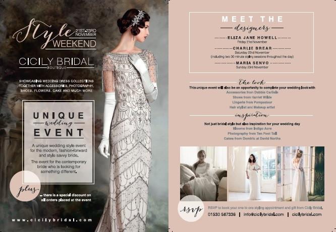 Unique Style Event at Cicily Bridal Boutique