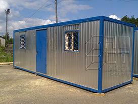 Блок-контейнер 6 метра