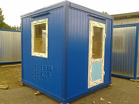 Блок-контейнер 3 метра