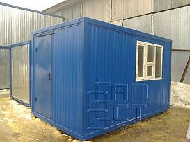 Блок-контейнер 4 метра