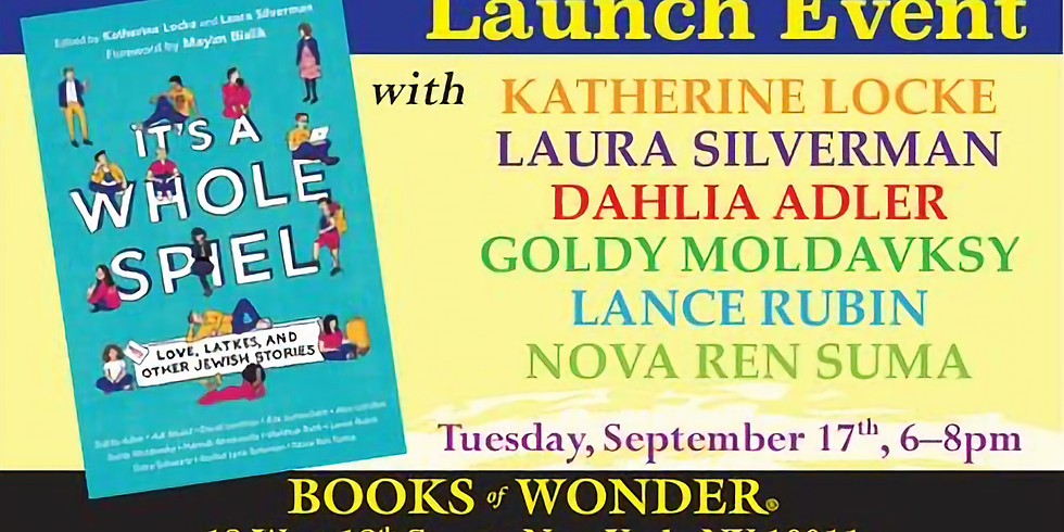 Launch for IT'S A WHOLE SPIEL!