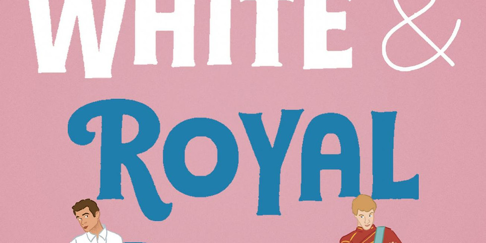 Launch of Red, White & Royal Blue by Casey McQuiston