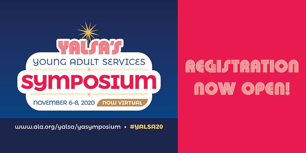 2020 YALSA Virtual Symposium Author Breakfast