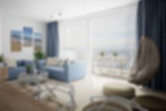 Blue sky apartma