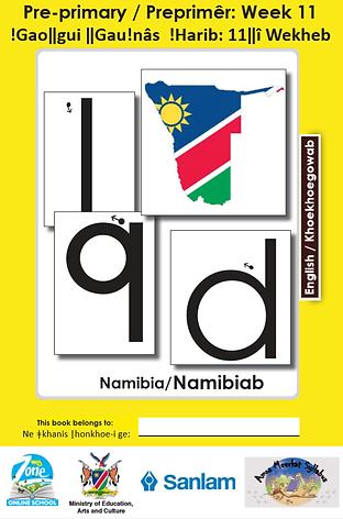 Zoshy Khoekhoegowab Workbook