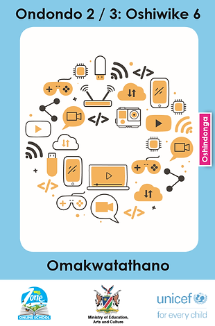 Zoshy Oshindonga Workbook