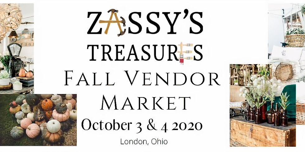 Zassy's Fall Vendor Market