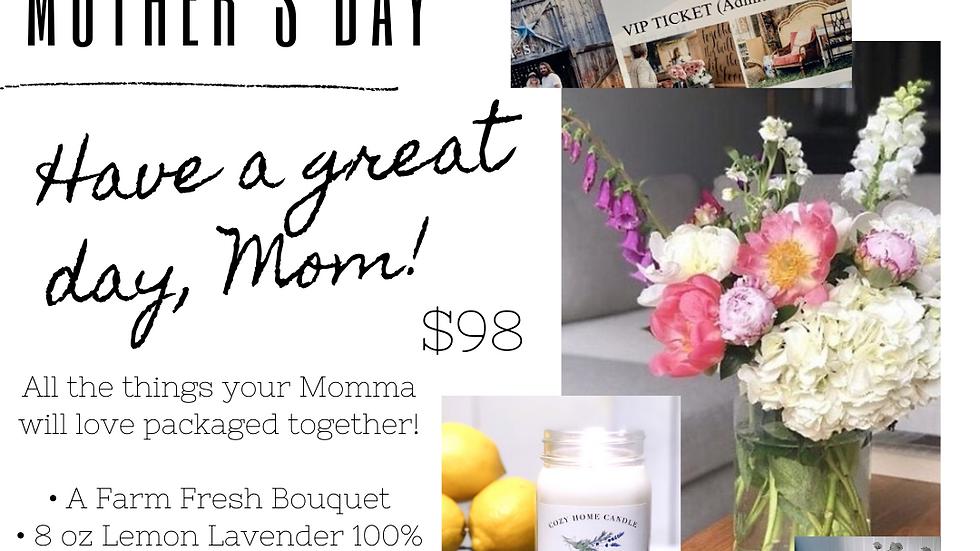 Mother's Day Bouquet Bundle