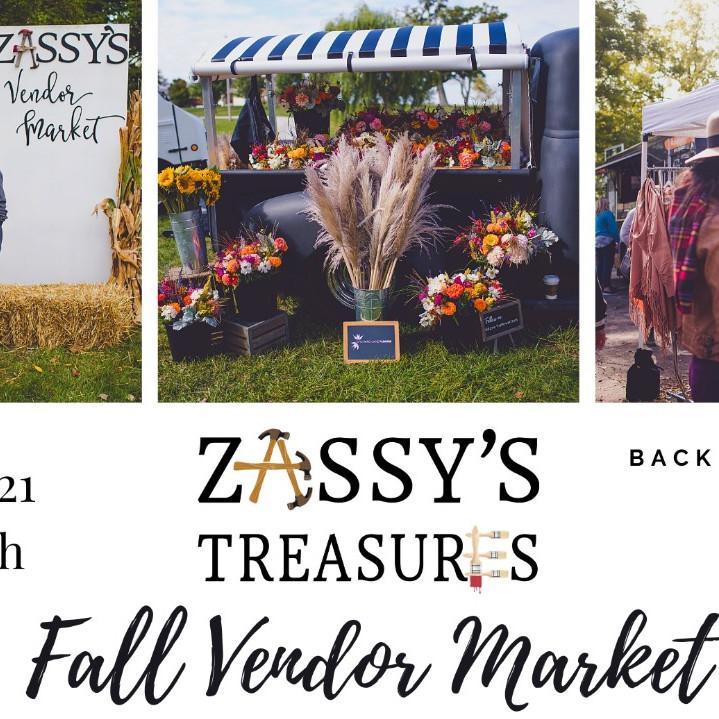 Zassy's Fall Vendor Market 2021