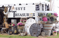 Zassy's at Country Living Fair