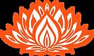 Hester Lotus Icon Orange Transparent 500