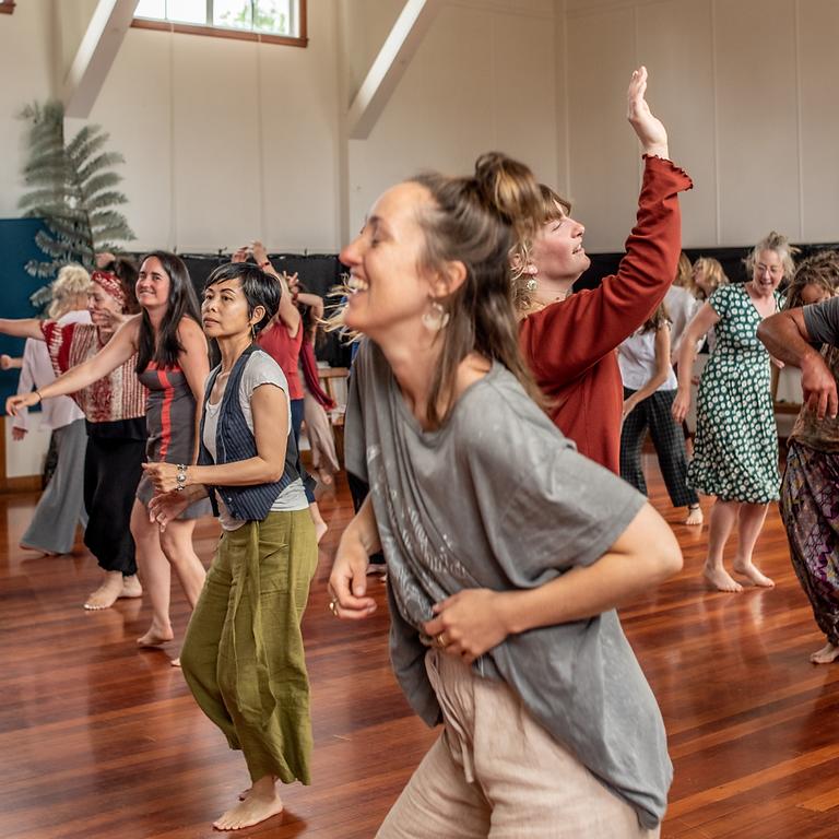 Conscious Dance Aotearoa / NZ