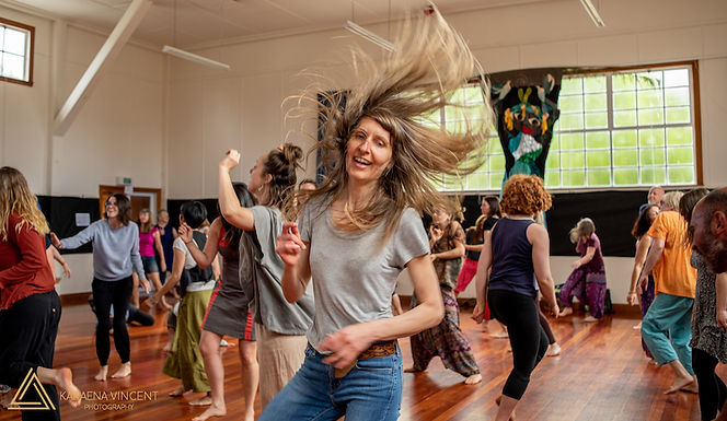 Conscious Dance Aotearoa 2021