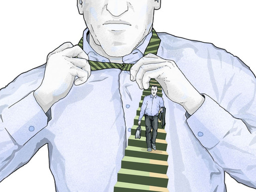 """WSJ article """"How to Know When to Quit Your Job"""""""