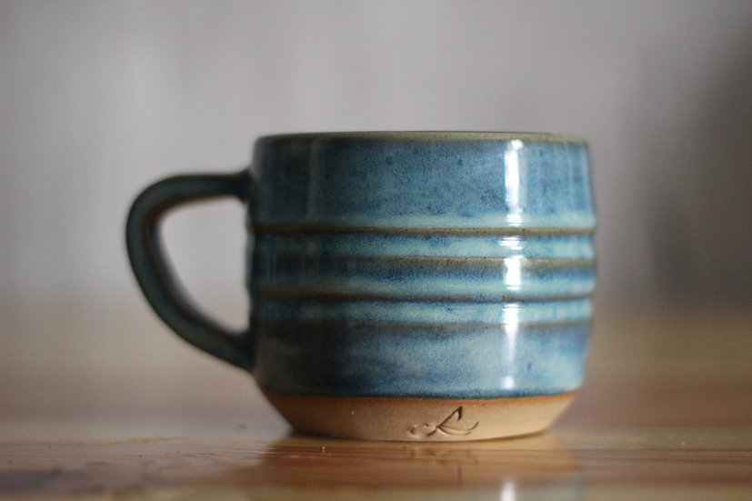 Water Green Mug (available in Sharjah art foundation shop)
