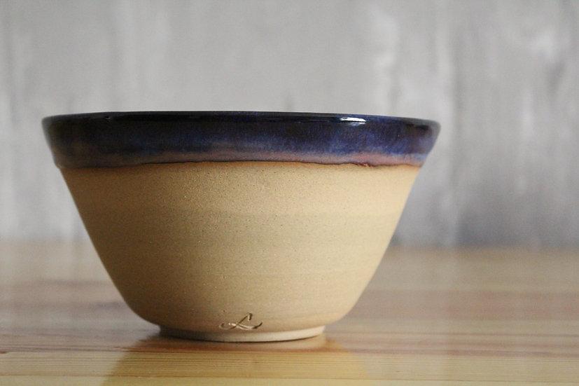 Blue Nebula Bowl