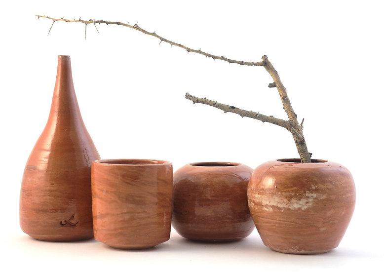 The earthen ware Set